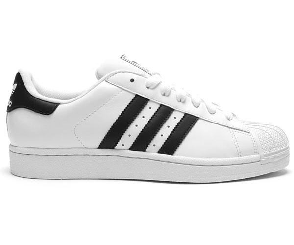 adidas superstar 2 ii originals schuhe leder retro sneaker. Black Bedroom Furniture Sets. Home Design Ideas