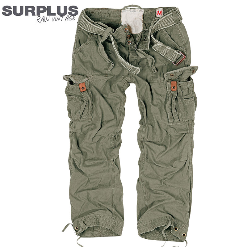 surplus premium vintage trousers herren cargohose outdoor camo milit r hose neu ebay. Black Bedroom Furniture Sets. Home Design Ideas
