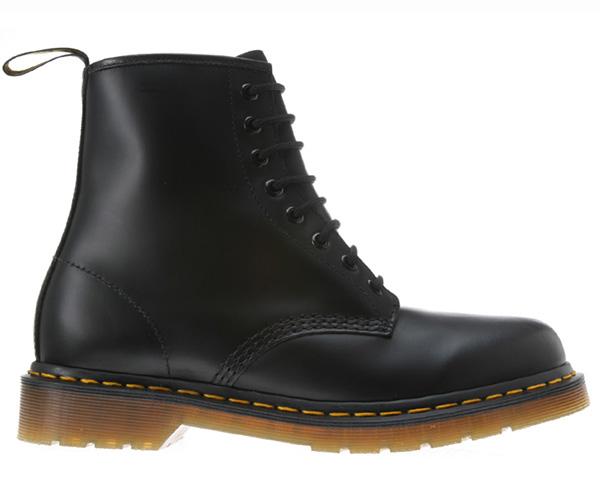dr martens 1460 smooth doc boots 8 loch leder stiefel. Black Bedroom Furniture Sets. Home Design Ideas