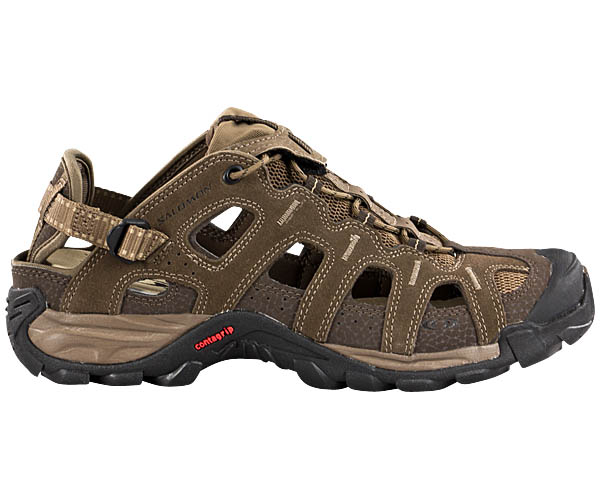 choose size salomon epic cabrio mens outdoor sandals new trekking sandals ebay. Black Bedroom Furniture Sets. Home Design Ideas