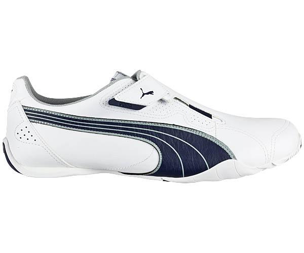 puma sneaker herren weiß