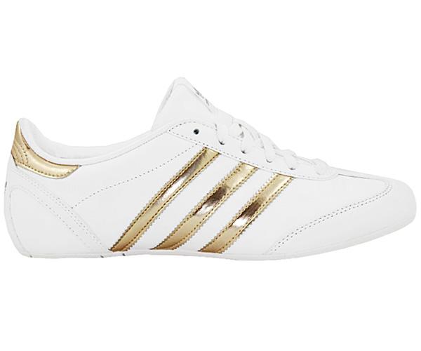 Adidas Sneaker Damen Weiß Gold