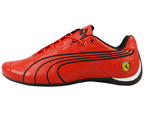 puma ferrari schuhe rot. Black Bedroom Furniture Sets. Home Design Ideas