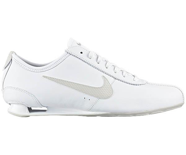 Nike Shox Rivalry Damen Weiß