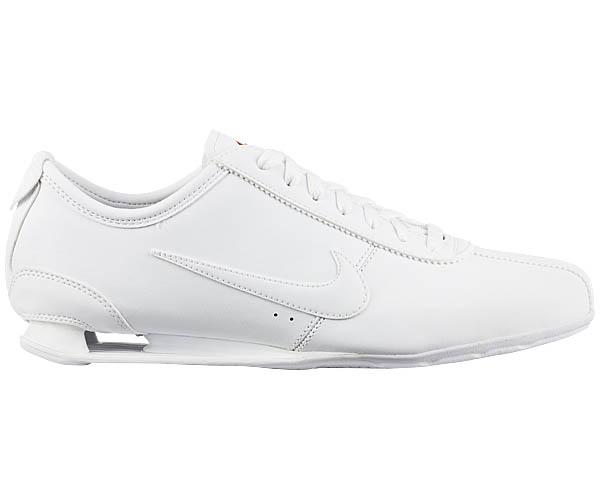 Nike Shox Leder