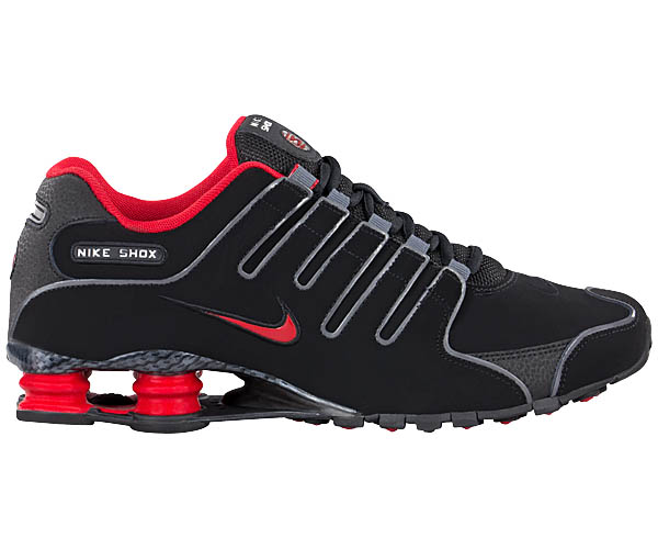 nike shox nz schwarz rot. Black Bedroom Furniture Sets. Home Design Ideas