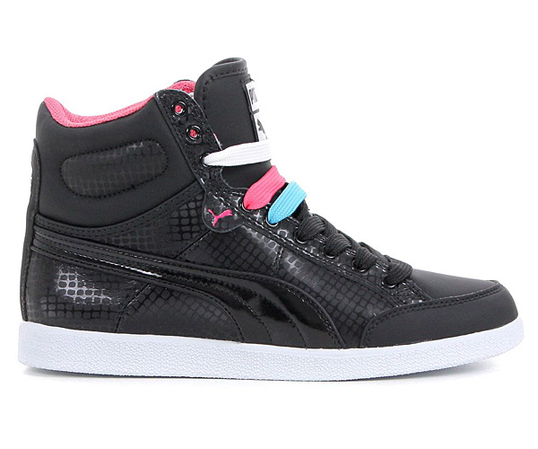 puma ikaz hi laces damen high sneaker frauen schuhe neu sportschuhe. Black Bedroom Furniture Sets. Home Design Ideas