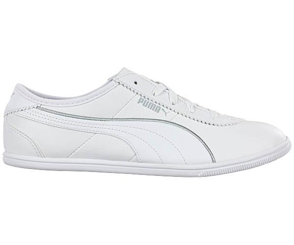 puma damen sneaker schwarz weiß