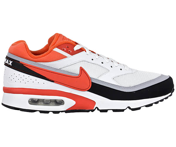 air max weiss orange