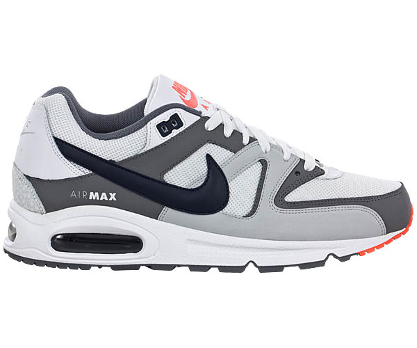 Nike Air Max Command Weiß Grau aktion