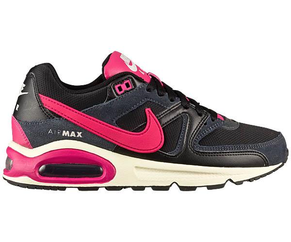 nike wmns air max command damen schuhe neu schwarz sneaker. Black Bedroom Furniture Sets. Home Design Ideas
