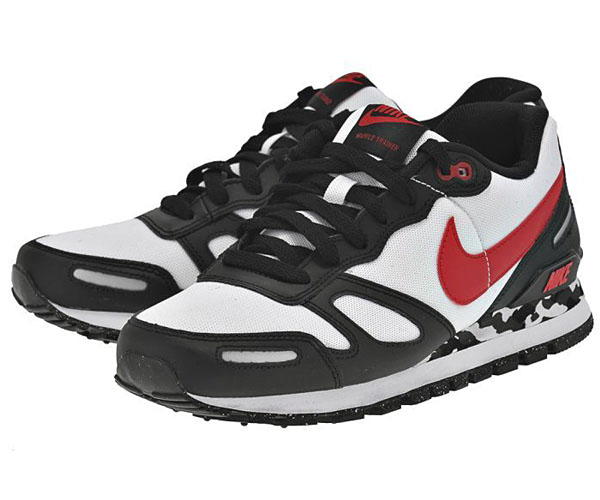NIKE-AIR-WAFFLE-TRAINER-LEATHER-Herren-Schuhe-NEU-Sneaker-Leder-Vortex-Vintage
