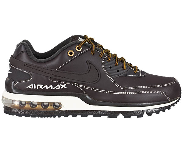 nike air max ltd 2 plus herren sneaker braun neu leder. Black Bedroom Furniture Sets. Home Design Ideas