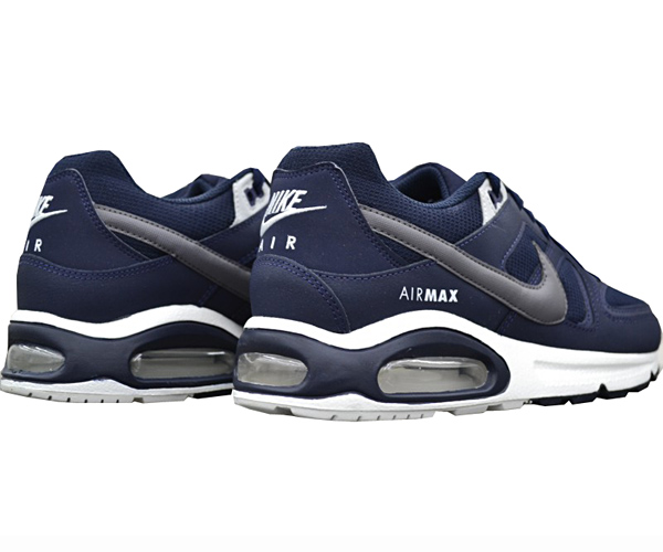 nike air max command herren schuhe obsidian blau sneaker. Black Bedroom Furniture Sets. Home Design Ideas