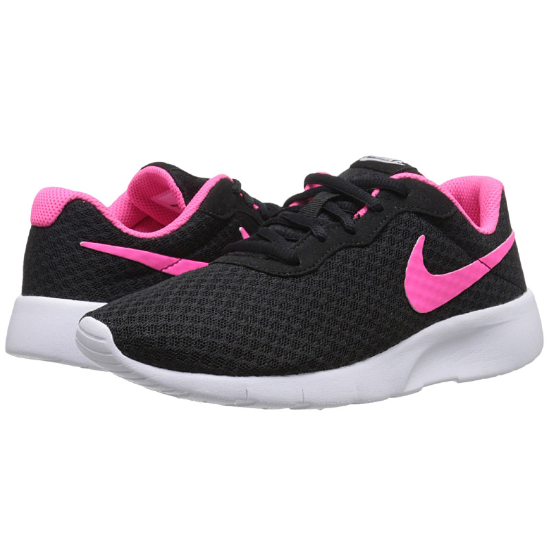 Top Quality Mujer Nike Tanjun Negro Rosado 7264c 69a1e