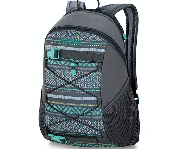 dakine wonder pack 15l rucksack f r damen herren neu. Black Bedroom Furniture Sets. Home Design Ideas