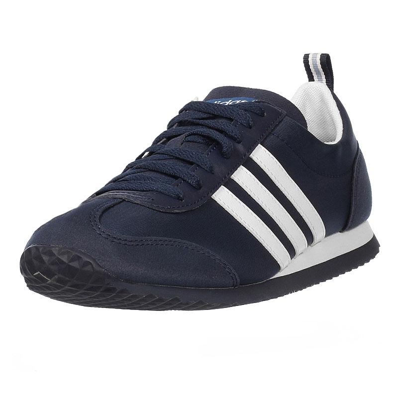 adidas jogger vs sneaker herren schuhe navy blau. Black Bedroom Furniture Sets. Home Design Ideas