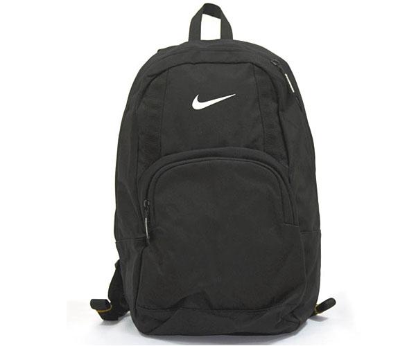 nike rucksack ba4378 067 schwarz neu backpack ebay. Black Bedroom Furniture Sets. Home Design Ideas