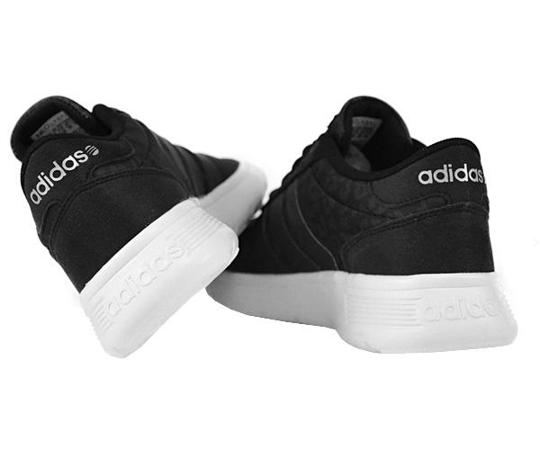adidas neo lite racer w frauen sneaker damen schuhe schwarz neu flux zx run ebay. Black Bedroom Furniture Sets. Home Design Ideas