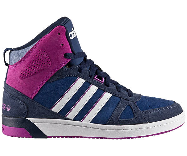 adidas hoops frauen high top sneaker schuhe damen. Black Bedroom Furniture Sets. Home Design Ideas