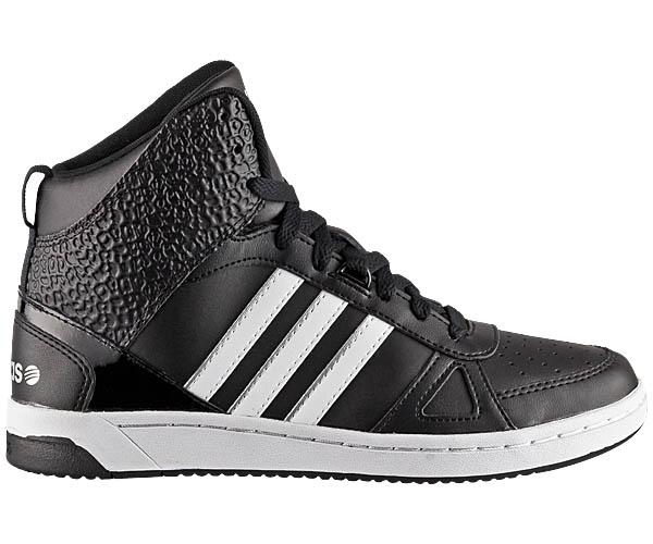 adidas hoops frauen high top sneaker schuhe damen sportschuhe neu mid ebay. Black Bedroom Furniture Sets. Home Design Ideas