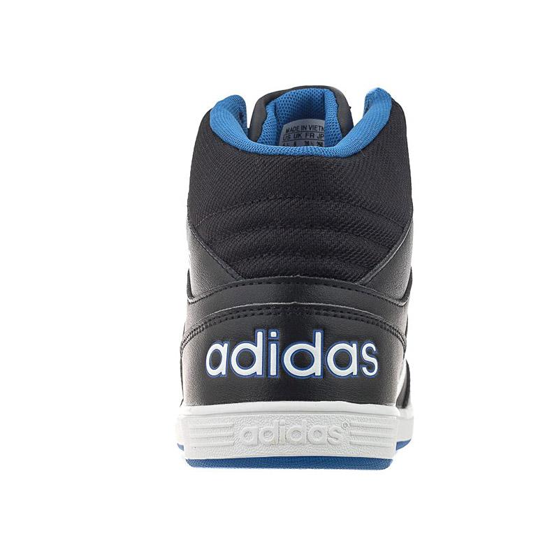 adidas hoops mid w damen sneaker hohe schuhe schwarz high turnschuhe neu top. Black Bedroom Furniture Sets. Home Design Ideas