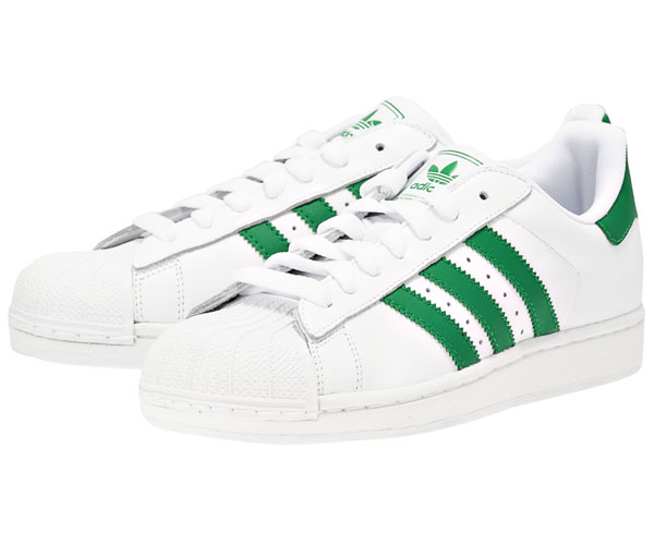 Adidas Superstar Olivgrün
