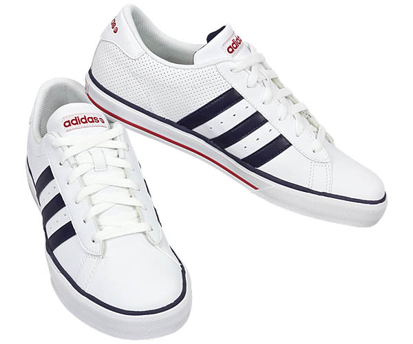 adidas se daily vulc neo shoes new leather sneaker casual shoes retro white ebay. Black Bedroom Furniture Sets. Home Design Ideas