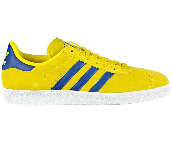 adidas gelb gazelle