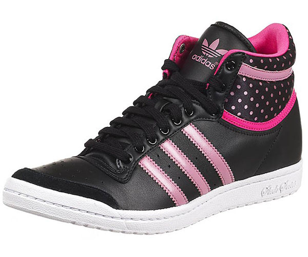 adidas top ten hi sleek hi sneakers new womens shoes. Black Bedroom Furniture Sets. Home Design Ideas