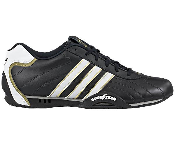 ADIDAS ADI RACER LOW Weiss Schwarz Sneaker Schuhe NEU on