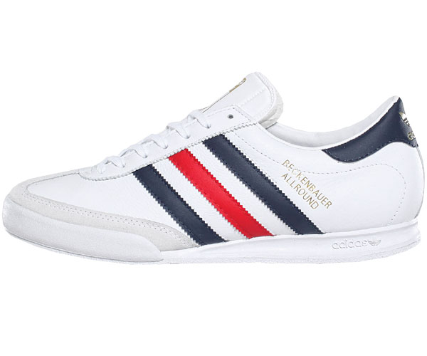 adidas beckenbauer allround g51279 herren leder schuhe weiss sneaker herrenschuh ebay. Black Bedroom Furniture Sets. Home Design Ideas