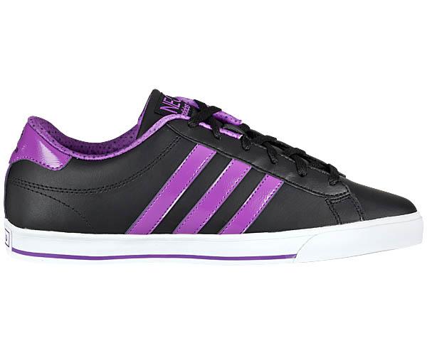 Adidas Neo Schuhe Damen Lila