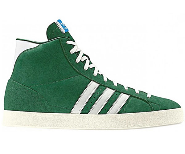 Adidas Turnschuhe Grün