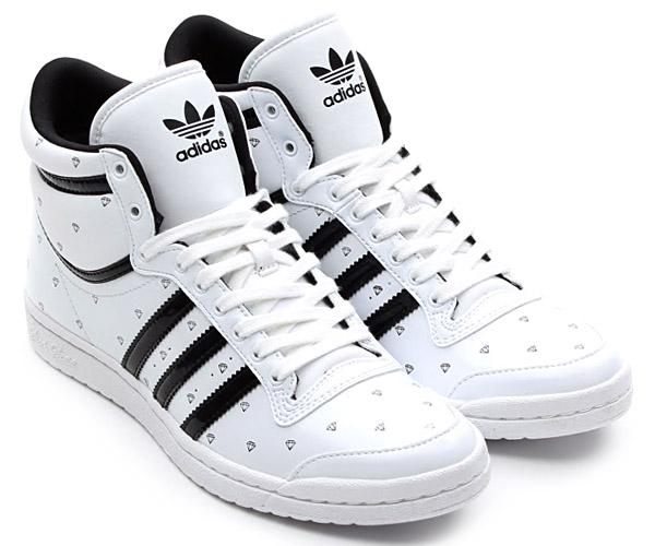 Adidas Top Ten hi Sleek w