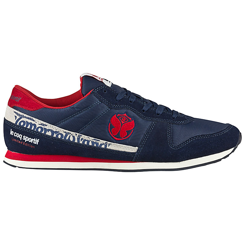 le coq sportif tours low tomorrowland special edition herren schuhe sneaker neu ebay. Black Bedroom Furniture Sets. Home Design Ideas