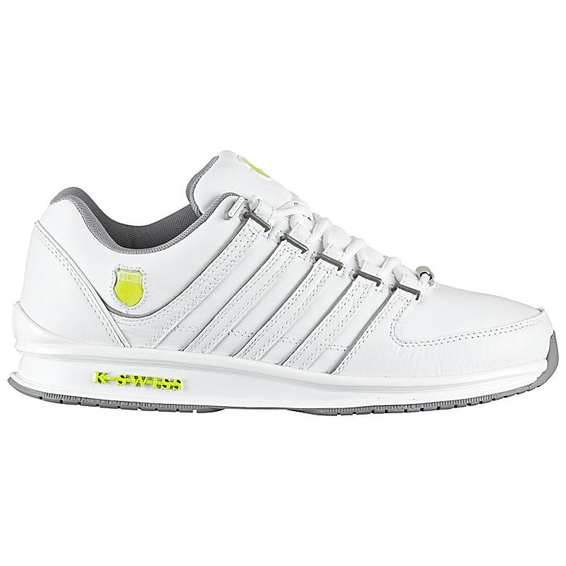 K-SWISS-RINZLER-SP-Herren-Leder-Schuhe-Maenner-Sneaker-NEU-kswiss-Sportschuhe