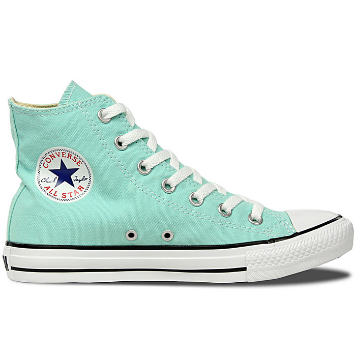 converse chuck taylor all star ct hi ox schuhe damen neu beach glass chucks ebay. Black Bedroom Furniture Sets. Home Design Ideas