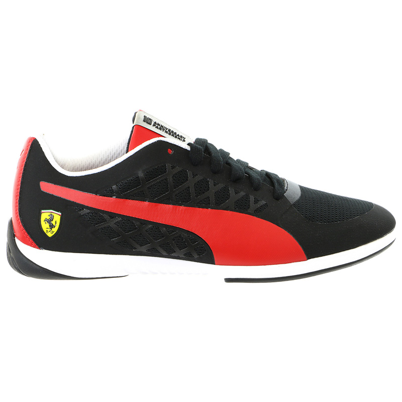 puma ferrari herren sneaker schuhe motorsport turnschuhe. Black Bedroom Furniture Sets. Home Design Ideas