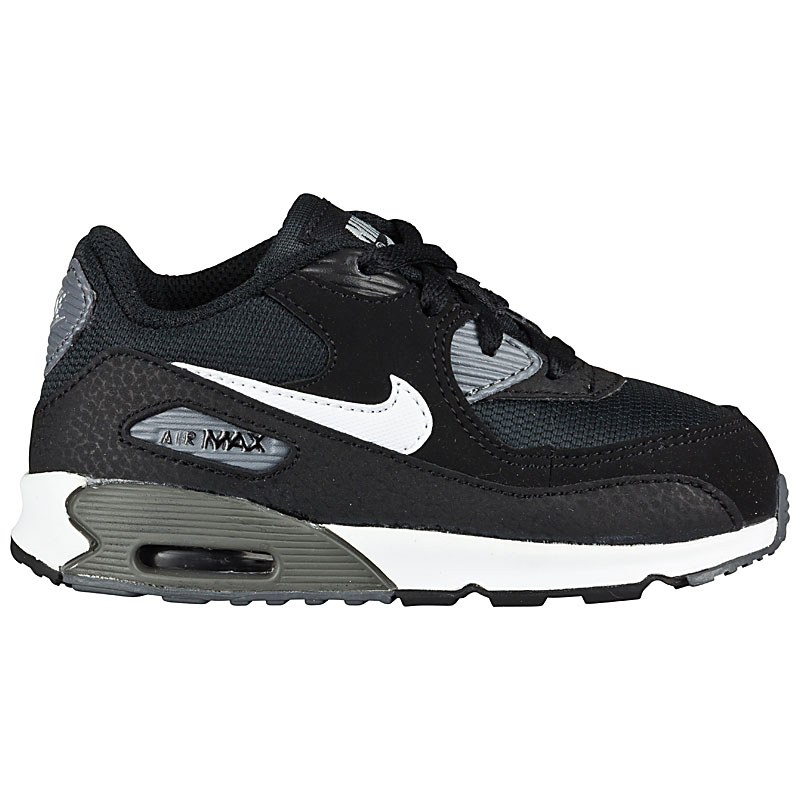 nike air max 90 td schwarz kinderschuhe jungen m dchen. Black Bedroom Furniture Sets. Home Design Ideas