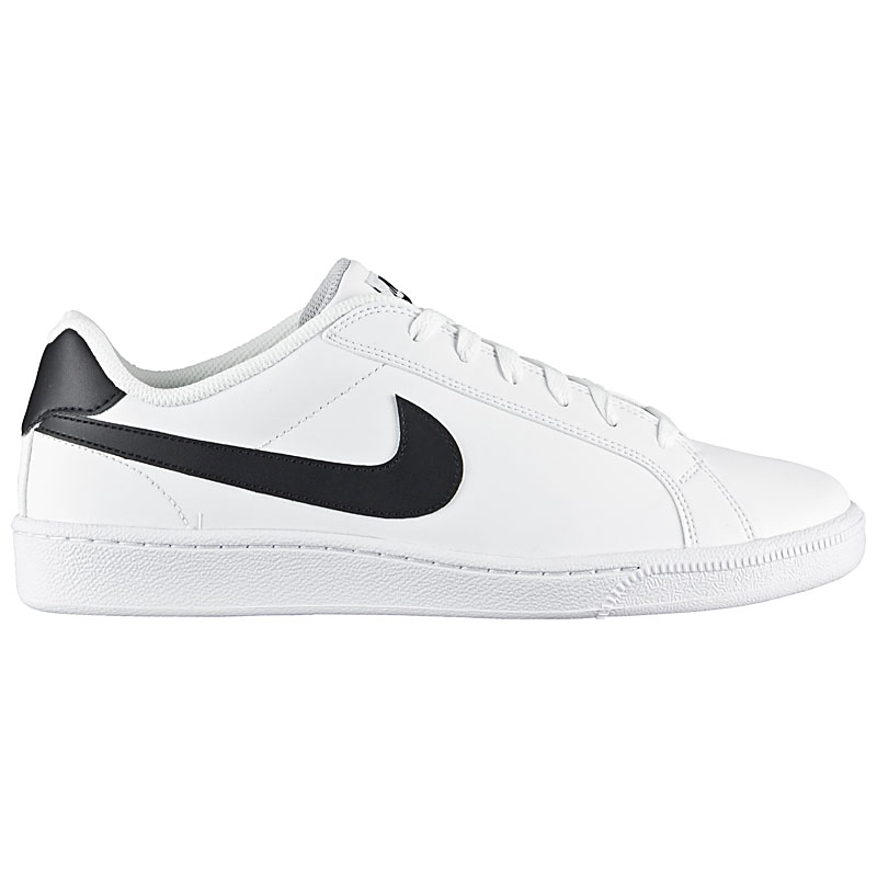mens shoes nike court majestic leather sneakers white. Black Bedroom Furniture Sets. Home Design Ideas