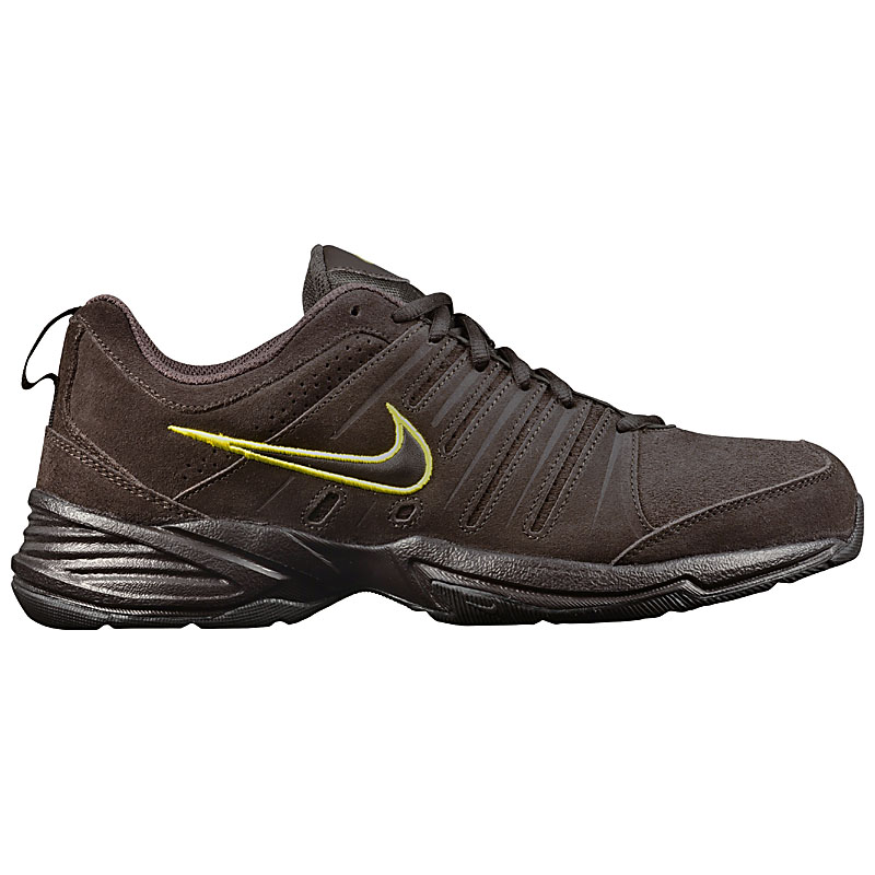 Nike Schuhe Braun Leder
