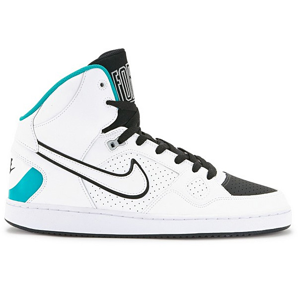 detailed look 3c17f 43fc4 Das Bild wird geladen NIKE-SON-OF-FORCE-MID-Herren-Sneaker-High-