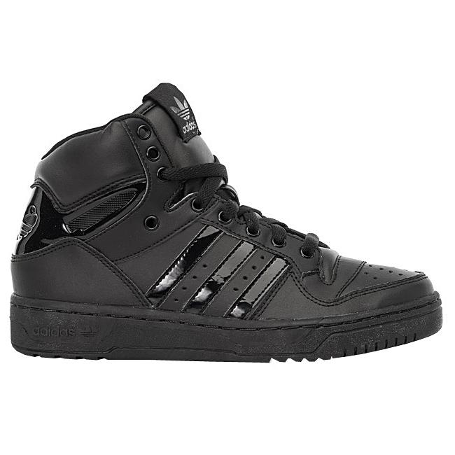 adidas m attitude w damen mid cut schuhe sneaker schwarz. Black Bedroom Furniture Sets. Home Design Ideas