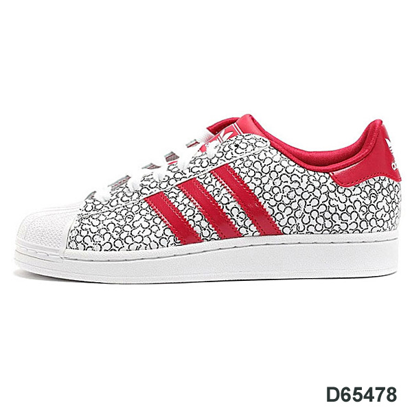 Adidas Superstar Muster Damen