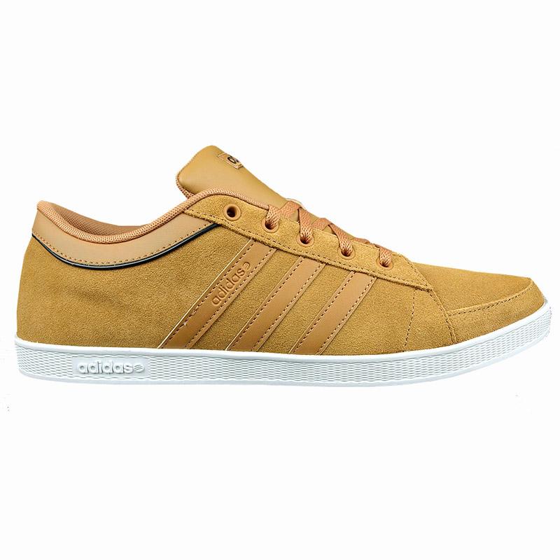 Adidas Neo Schuhe Blau Orange
