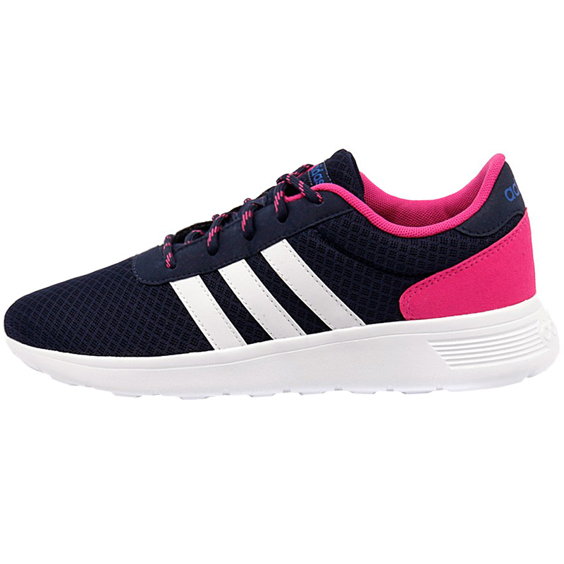 adidas lite racer w damen sneaker schuhe turnschuhe sportlich stylisch neu ebay. Black Bedroom Furniture Sets. Home Design Ideas