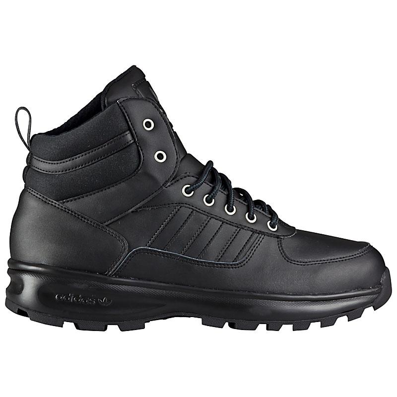 adidas chasker boot maenner boots leder stiefel schwarz herren winterschuhe neu. Black Bedroom Furniture Sets. Home Design Ideas