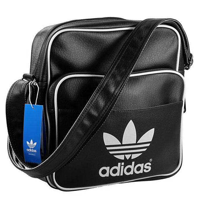 13775d2575b82 Adidas schultertasche schwarz - Günstig kaufen   Geld sparen bei ...