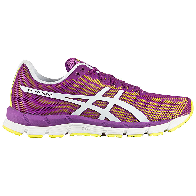 asics gel hyper 33 natural damen laufschuhe joggingschuhe. Black Bedroom Furniture Sets. Home Design Ideas